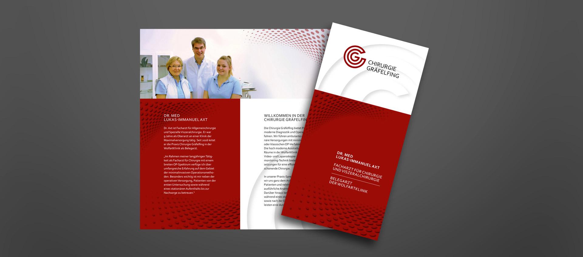 Chirurgie Graefelfing Flyer