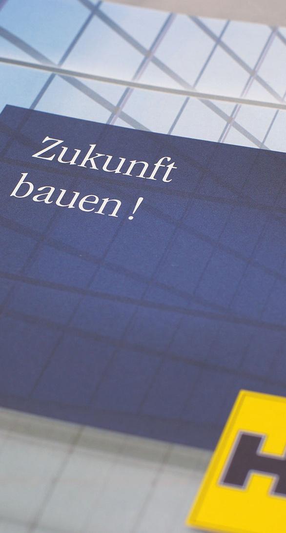 Hans Holzner - Broschuere