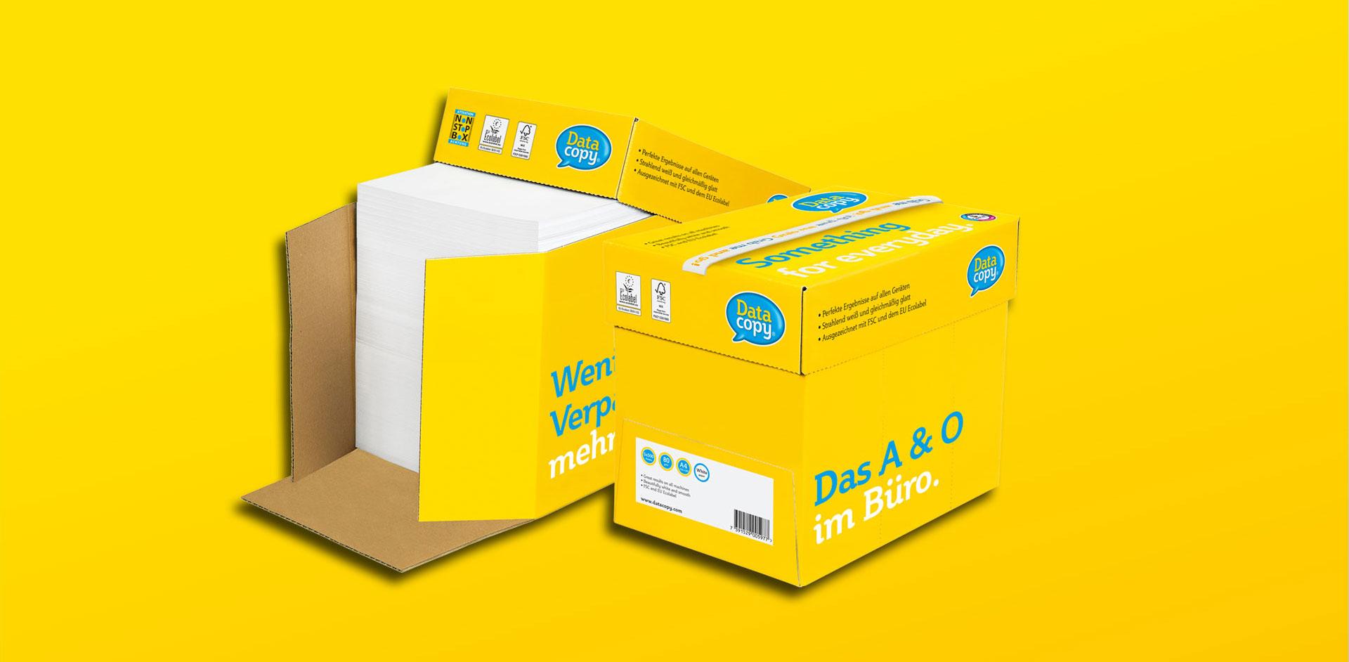 Metsä Board - Verpackung